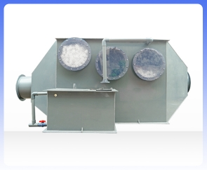 PVC卧式净化塔